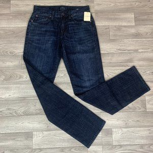 LUCKY BRAND 221 Original Straight Jeans sz 30